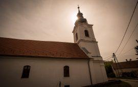 Református templom – Tök