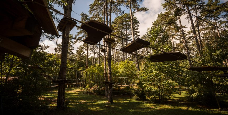 Kalandpark – Budakeszi