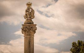 Torbágyi Szentháromság-szobor  – Biatorbágy