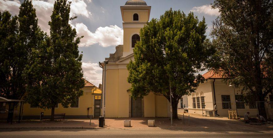 Római Katolikus Szent Anna-Templom – Biatorbágy