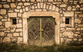 Régi házak, pincesorok – Perbál