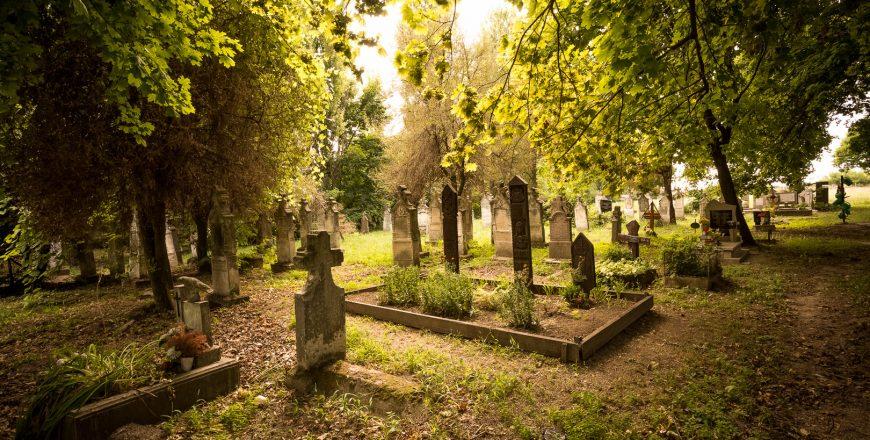 Öreg temető – Perbál
