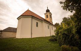 Szent Anna templom – Perbál
