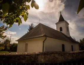 Református templom – Etyek