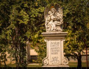 Mária szobor – Etyek
