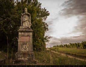 Szent Orbán szobor – Etyek