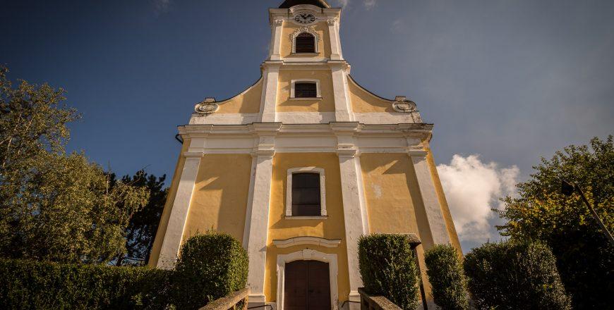 Római katolikus templom – Budakeszi