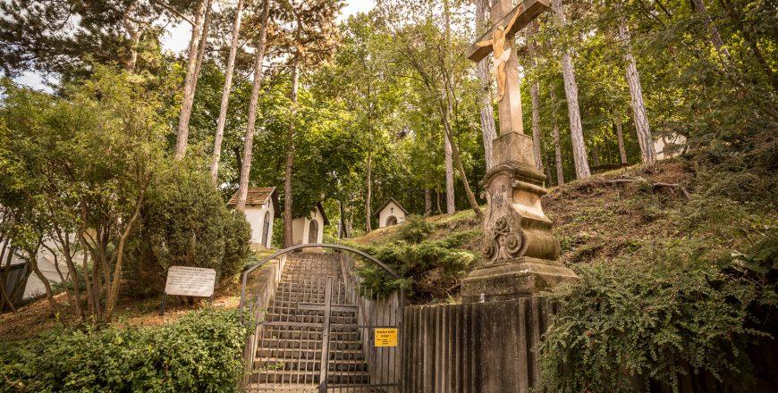 Kálvária – kápolna – Budakeszi