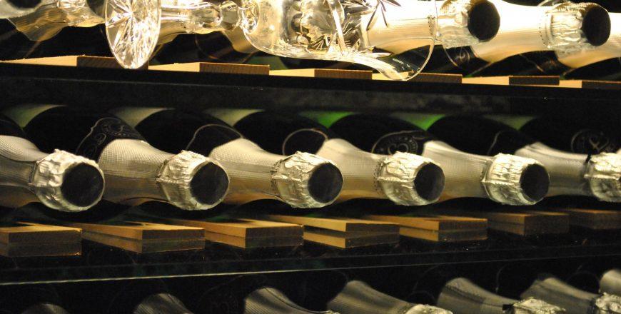 Ahol a jó borok megpihennek